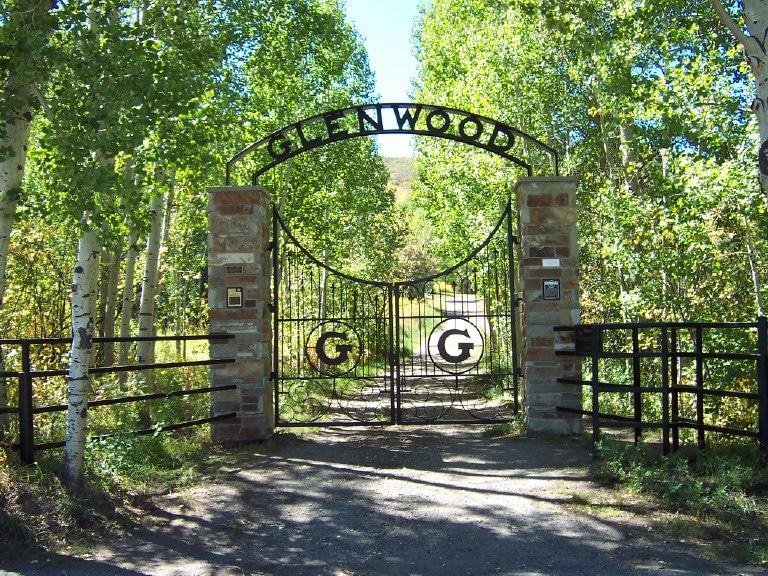 Glenwood gate