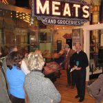 Docent led Museum tours explore Park City history.