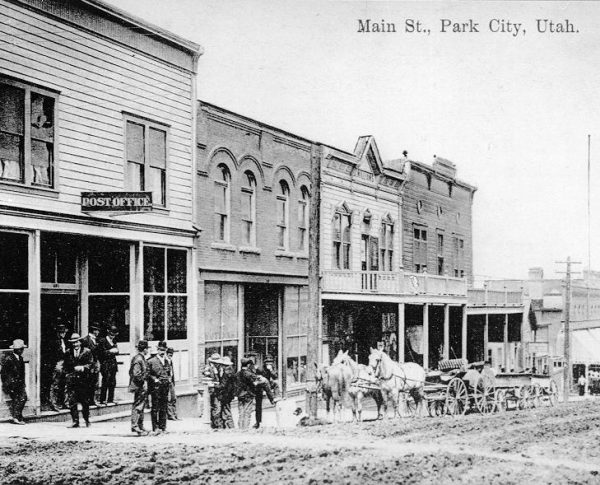 Park City's Historic Main Street. Click for more images.