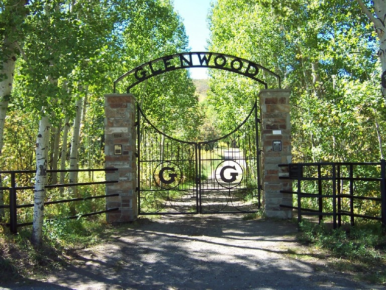 Glenwood gate