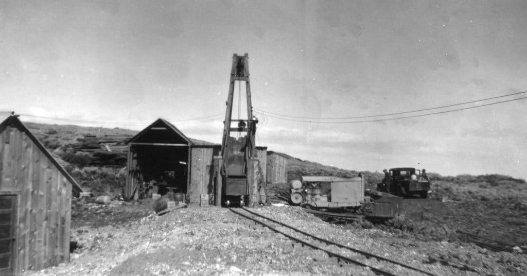 Flagstaff Mine