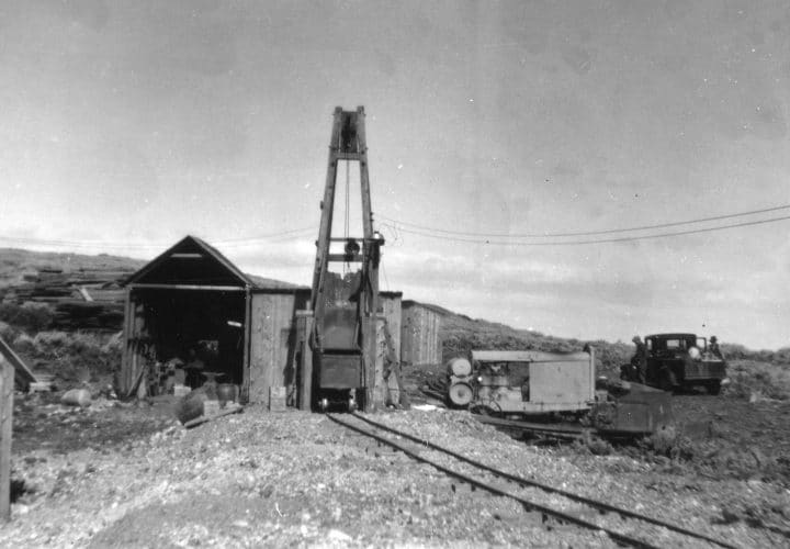 Flagstaff Mine