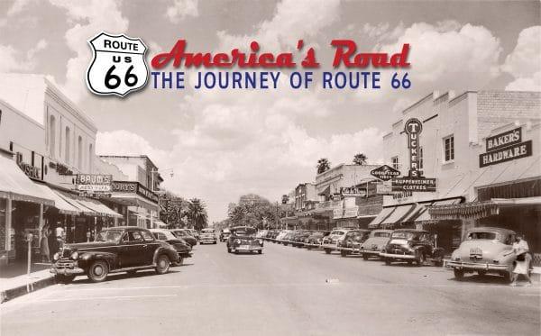 1943 McAllen, TX Main Street