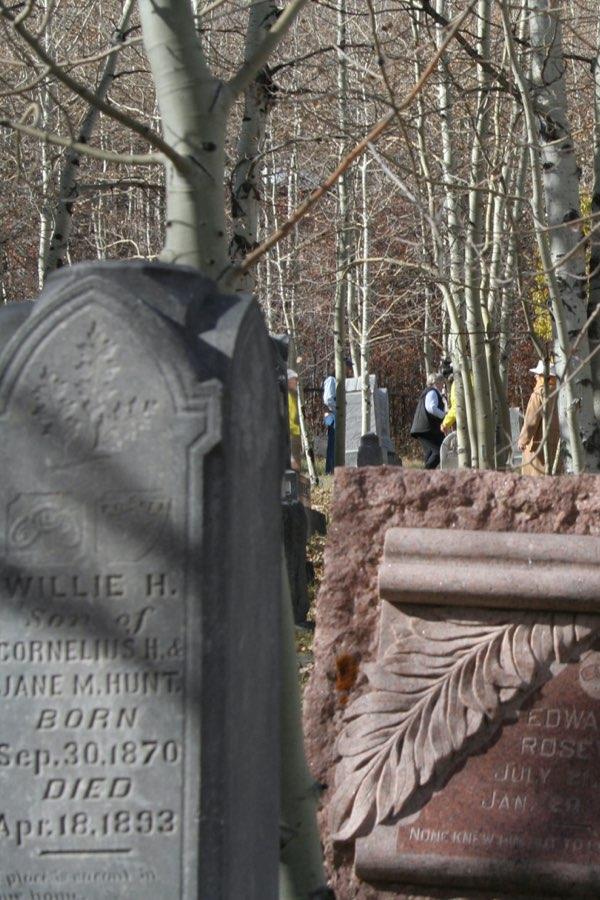 Glenwood-gravestones