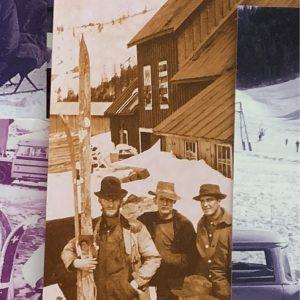 Vintage Park City Post Cards - 4x6 - Park City Museum