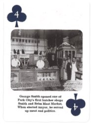 Park City Museum Playing Cards