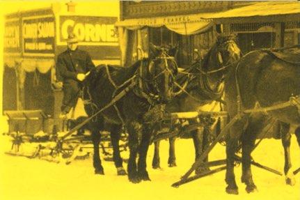 Vintage Park City Postcard - Park City Museum